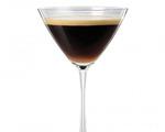 Kahlua Espresso Martini Cocktail