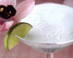 Key Lime Martini Recipe