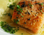 Lemon Butter Sauce for Grilled Fish