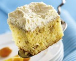 Lemon Pudding Cake Frosting
