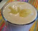 Lemon Honey Cheesecake Shake