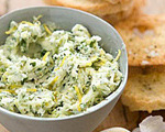 Lemon, Garlic and Herb Butter