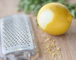 Lemon Zest Vinaigrette