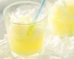 Raspberry Lemonade Slosh