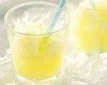 Melon Lemonade Slush