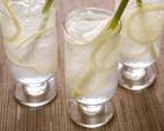 Lemony Fresh Ginger Fizz