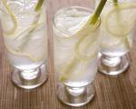 Lemony Fresh Ginger Fizz
