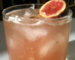 Love and Figs Cocktail