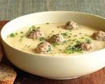 Mama Mia's Meatball Soup