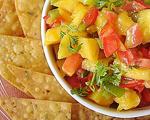 Mango and Nectarine Salsa