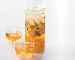 Mango and Peach Sangria
