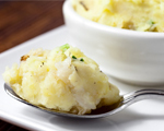 Mashed Potatoes with Ricotta Cheese