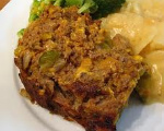 Meat Loaf With A Twist
