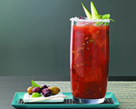 Mediterranean Bloody Mary
