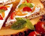 Mediterranean Peasant Pizza