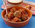 Mexican Meat Balls
