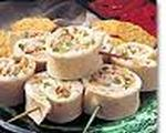 Mexican-Style Pinwheels