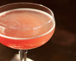 Modern Moulin Rouge Cocktail