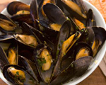 Mussels Steamed in Pale Ale