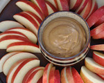 Natural Cashew and Date Caramel Dip