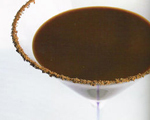 Non-Alcoholic Chocolate Martini