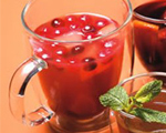 Non-Alcoholic Winter Punch