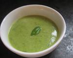 Non-Dairy Green Pea Soup