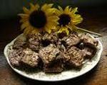 Oatmeal Raisin Brownies