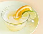 Orange Juice Slush