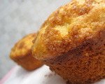 Orange Marmalade Whole Wheat Muffins