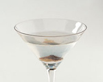 Oyster Martini Cocktail
