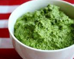 Parsley and Almond Pesto