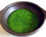 Parsley Mojo Sauce