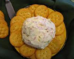 Party Ham Cheese Ball