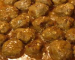 Sour Cream Meat Balls