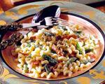Pasta Carbonara with Asparagus
