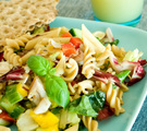 Greek Feta Pasta Salad