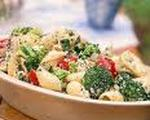 Tortellini Salad with Garden Vegetables