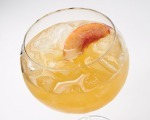 Tropical Peach Wine Cooler