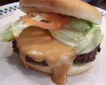 Peanut Butter Burgers