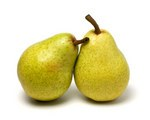 Healthy baby purees: Pear