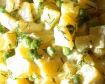 Creamy Peas and Potatoes