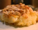Pineapple-Cheese Casserole
