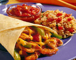Pork and Pepper Fajitas