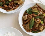 Pork and Tofu Stir-fry