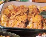 Cheesy Pork Casserole