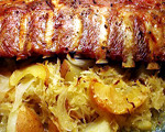 Pork Ribs and Kraut