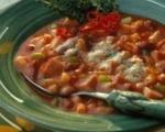 Dark Bean and Sausage Soup