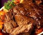 Burgundy Pot Roast