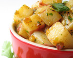 Potato Salad with Chile-Cumin Vinaigrette